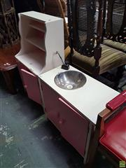 Sale 8585 - Lot 1697 - Childrens Kitchen Play Equipment