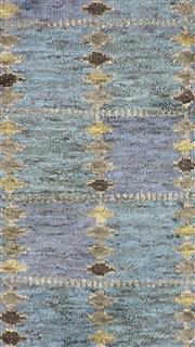 Sale 8626A - Lot 203 - A Cadrys Indian Modern Design Handspun Wool Carpet, Size; 238x150cm, RRP; $1150