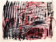 Sale 8787A - Lot 5012 - Tony Tuckson (1921 - 1973) - Untitled 76 x 101.5cm