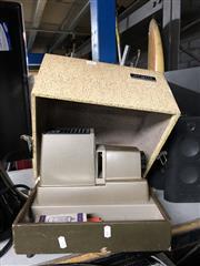 Sale 8789 - Lot 2277 - Argus Retro Slide Projector
