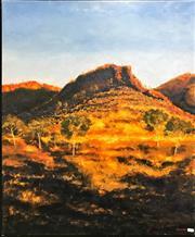 Sale 9072 - Lot 2021 - Chanter Flinders Evening oil on linen, 92 x 76cm, signed