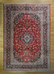 Sale 8657C - Lot 3 - Persian Kashan 425cm x 295cm