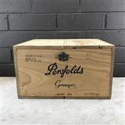 Sale 8987 - Lot 638 - 6x 1994 Penfolds Bin 95 Grange Shiraz, South Australia - in original wooden box