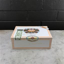 Sale 9089W - Lot 12 - H. Upmann Corona Minor Cuban Cigars - box of 20, stamped July 2016