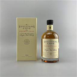 Sale 9142W - Lot 1026 - Sullivans Cove Rare Double Cask Single Malt Tasmanian Whisky - cask no. DC109, bottle no. 844/1368, youngest filled on 04/07/2013,...