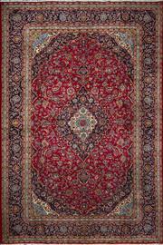 Sale 8380C - Lot 55 - Persian Kashan 300cm x 400cm