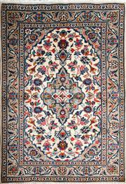 Sale 8380C - Lot 10 - Persian Kashan 102cm x 145cm