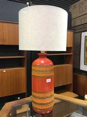 Sale 8643 - Lot 1045 - Bitossi Mid Century Ceramic Table Lamp, mark to base