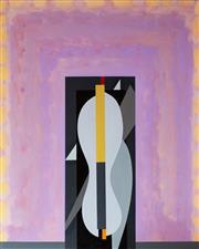 Sale 8787A - Lot 5014 - Robert Jacks (1943 - 2014) - Cordoba 1996 - 1997 152.5 x 122cm