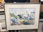 Sale 8819 - Lot 2120 - A. Knowles - Watercolour - SLR