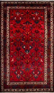 Sale 8380C - Lot 11 - Persian Abada 134cm x 220cm