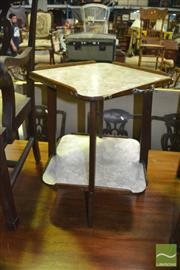 Sale 8390 - Lot 1635 - Art Deco Occasional Table