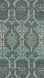 Sale 8626A - Lot 206 - A Cadrys Indian Nomad Rashmah Handspun Wool Carpet, Size; 178x127cm, RRP; $2150