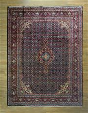 Sale 8657C - Lot 4 - Persian Hamadan 365cm x 267cm