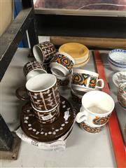 Sale 8819 - Lot 2462 - Collection of Vintage Tea Wares