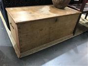 Sale 8893 - Lot 1011 - Antique Pine Chest