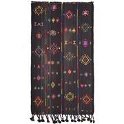Sale 9019C - Lot 20 - Kurdish Vintage Nomadic Herki Kilim Rug, 160x292cm, Handspun Wool