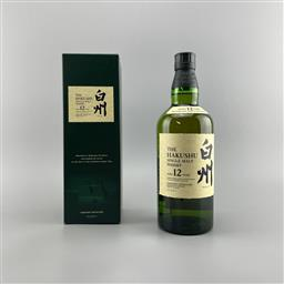 Sale 9142W - Lot 1005 - The Hakushu Distillery 12YO Single Malt Scotch Whisky - old bottling, 43% ABV, 700ml in box