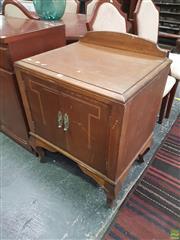 Sale 8611 - Lot 1021A - Small Pot Cupboard