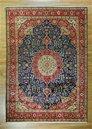 Sale 8617C - Lot 9 - Persian Tabriz 350x250
