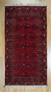 Sale 8625C - Lot 89 - Afghan Beljic 205cm x 105cm