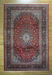 Sale 8657C - Lot 5 - Persian Kashan 390cm x 265cm