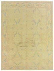 Sale 8725C - Lot 34 - A Vintage Turkish Oushak Carpet, Hand-knotted Wool, 300x200cm, RRP $2,000
