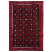 Sale 9019C - Lot 21 - Persian Turkoman Carpet, 203x290cm, Handspun Wool