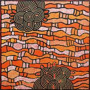 Sale 8575 - Lot 580 - Nelli Nakamarra (c1976 - ) - Womens Ceremony, 2008 100 x 100cm (stretched & ready to hang)