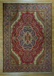 Sale 8657C - Lot 6 - Persian Tabriz 350cm x 250cm