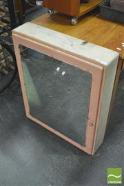 Sale 8390 - Lot 1568 - Mirrored Cabinet