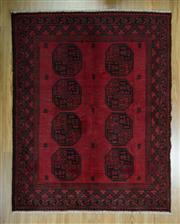 Sale 8625C - Lot 91 - Afghan Turkman 200cm x 150cm