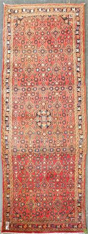 Sale 8648C - Lot 1023 - Persian Husseinabad (300 x 122cm)
