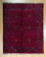 Sale 8657C - Lot 7 - Afghan Khal Mohamadi 200cm x 150cm