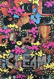 Sale 8939A - Lot 5019 - Martin Sharp (1942 - 2013) - Cream, 1968 76 x 52 cm