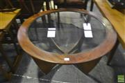 Sale 8287 - Lot 1073 - G Plan Teak Coffee Table