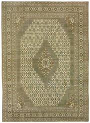 Sale 8626A - Lot 210 - A Cadrys Iranian Vintage Heriz Handspun Wool Carpet, Size; 192x264cm, RRP; $3000
