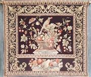 Sale 8889 - Lot 1070 - Wall Hung Tapestry