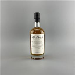 Sale 9165 - Lot 683 - Starward Whisky / New World Whisky Distillery Specialty Malt Series - Mesquite Smoked Malt Small Batch Single Malt Australian Whis...