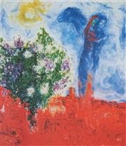 Sale 8896A - Lot 5084 - Marc Chagall (1887-1985), After - Untitled 57 x 51cm