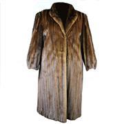 Sale 8372 - Lot 68 - Full Length Mink Fur Coat