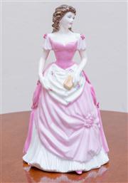 Sale 8430 - Lot 97 - A Royal Doulton figure, Lynne HN 4155. Height 22cm.