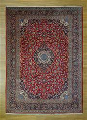 Sale 8559C - Lot 2 - Persian Kashan 420cm x 300cm