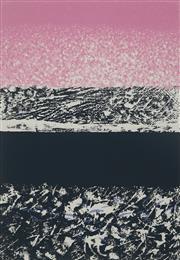 Sale 8980A - Lot 5055 - Una Foster (1912 - 1996) - Galilee II, 1976 63 x 44 cm (frame: 93 x71 x 3 cm)