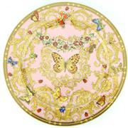 Sale 8332 - Lot 83 - Rosenthal Versace Le Jardin de Versace Charger