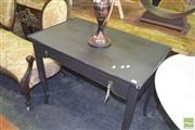 Sale 8390 - Lot 1139 - Timber Side Table