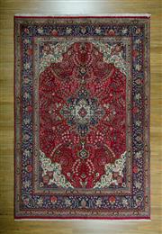 Sale 8625C - Lot 94 - Persian tabriz 297cm x 195cm
