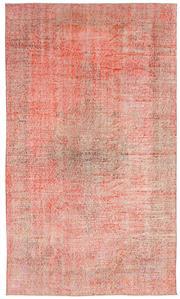 Sale 8626A - Lot 212 - A Cadrys Turkish Vintage Overdye Handspun Wool Carpet, Size; 282x166cm, RRP; $2350