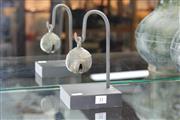 Sale 8308 - Lot 31 - Tibetan Bell on Stand