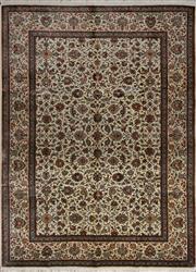 Sale 8380C - Lot 57 - Kashmiri Silk 278cm x 186cm